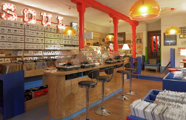 San Francisco Record Store Guide | SF Station - San Francisco's City Guide. Rooky Ricardo's