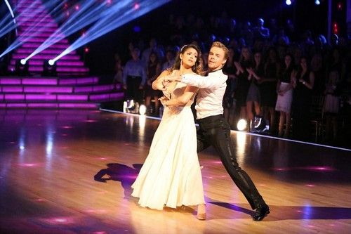Bethany Mota & Derek Hough Dancing With the Stars Samba Video Season 19 Week 10 #DWTS