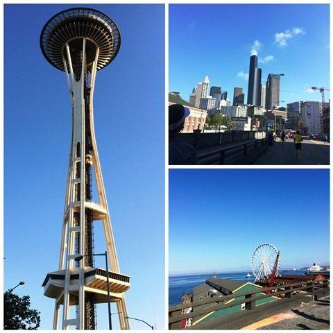 2015 Rock 'n' Roll Seattle Half Marathon on runladylike.com