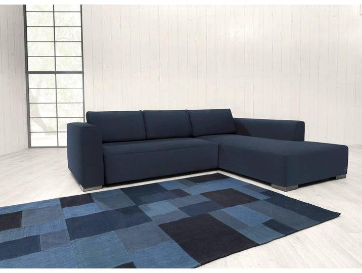 Tom Tailor Eck Couch Heaven Style Xl Blau Komfortabler Federkern In 2020 Mit Bildern Wohnen Sofa Schlafsofa