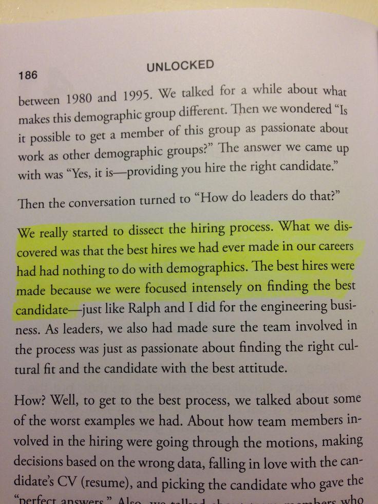 Leadership tips from my book UNLOCKED www.robert-murray.com