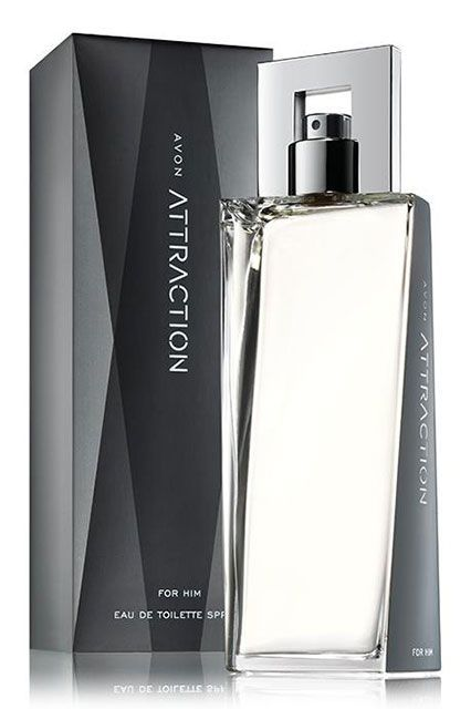 @refinery29 highlighted 18 Men's Products Every Girl Should Be Using and we spot Avon Attraction for Him!