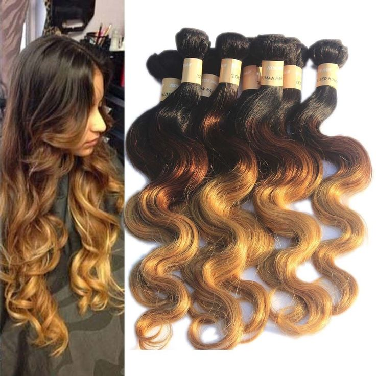 Best 25 hair extensions uk ideas on pinterest blonde hair uk hot 123bundles 100g ombre hair extensions brazilian hair body wave wefts pmusecretfo Image collections