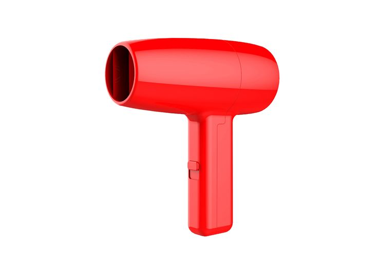 Basic Hairdryer on Behance