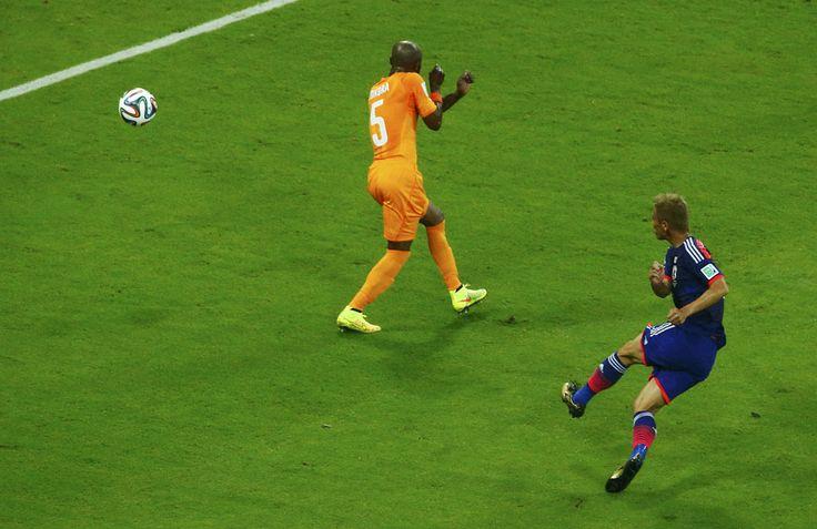 Keisuke Honda, FIFA World Cup Brazil, 2013.6.14