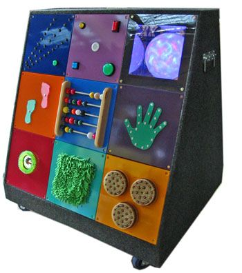 SENSORY ACTIVITY WALLS, Technical Solutions Australia