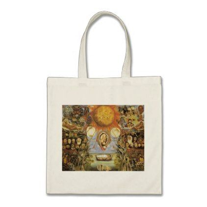 1945 moise him nucleus Frida Kahlo Tote Bag - gift for him present idea cyo design