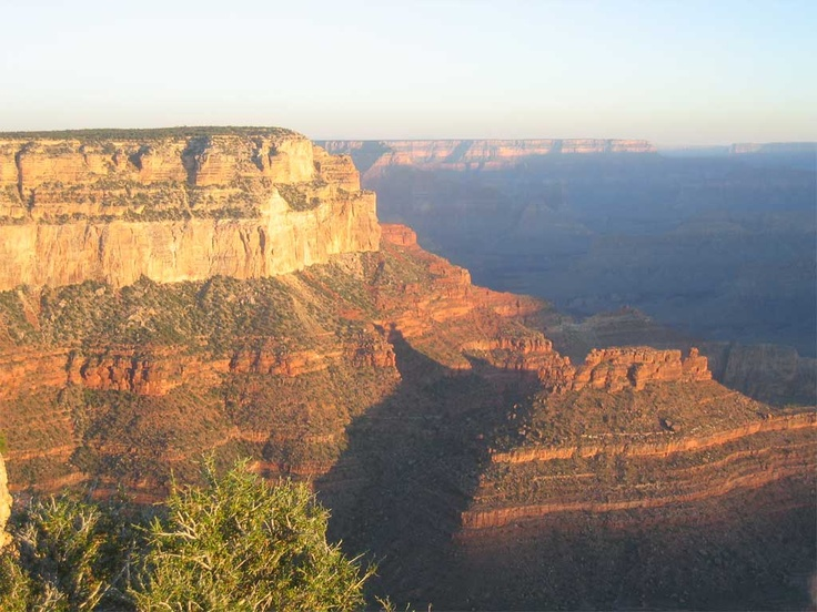 Sunrise at the Grand Canyon. People say that no two sunrises are the same. Awesome!Sunris