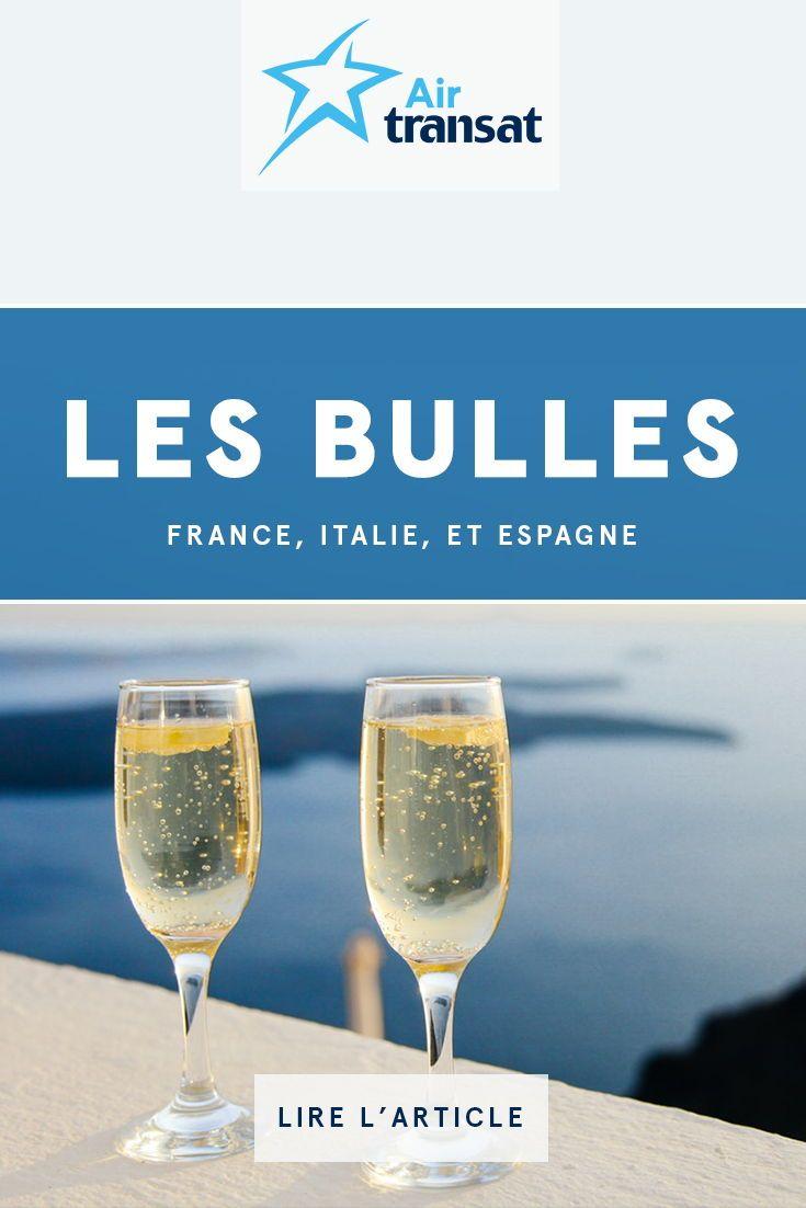 Le Combat Des Bulles France Italie Espagne Spain Champagne