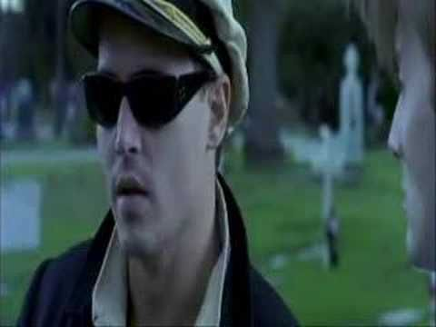 L.A. Without a Map - Johnny Depp and David Tennant (the funeral scene is the best part of the movie)