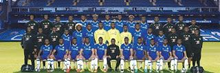 See this funny caricature Mikel Obi team photo that's got Twitter laughing   Whatsapp / Call 2349034421467 or 2348063807769 For Lovablevibes Music Promotion   Twitter user Matthew @colvi1 shared a photo of John Mikel Obi posing with Chelsea players for a team photo and later shared a caricature photo where he had superimposed Mikel's head and face into the bodies of all his teammates. He then mentioned Mikel Obi on Twitter and asked him if he liked it.The Super Eagles captain saw the humour…