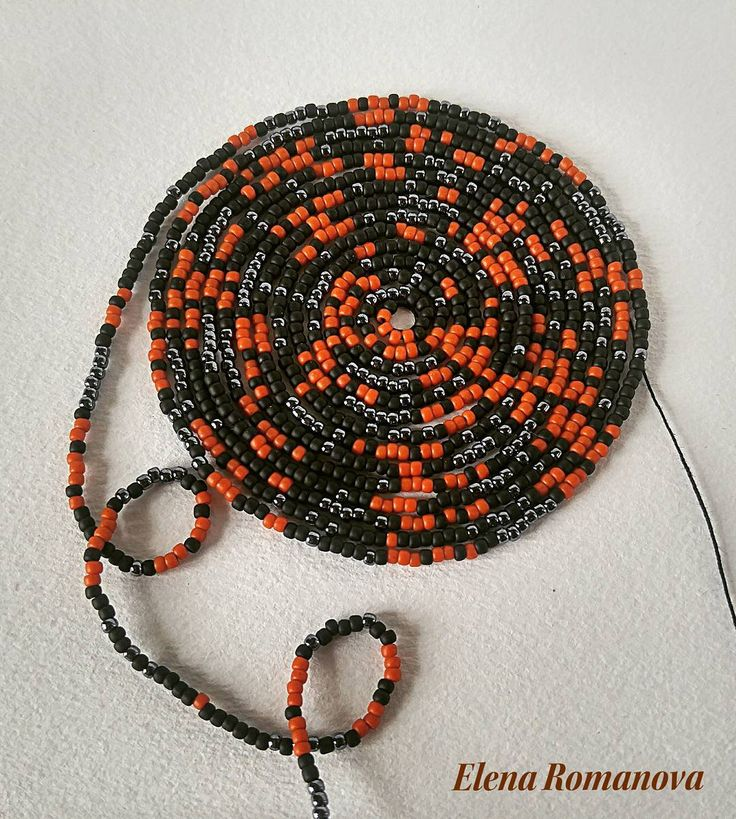 "We on Facebook: http://ift.tt/2jRHDjd Beautiful Beaded Jewelry #underbeads by @underbeads Check our #AmazingPhoto WEBSTA: #мандала ""Метеоритный дождь"" #медитация #бисер #beads #метеоритныйдождь #блин #meteorrain #handmade #ассоциации #association #beadcrochet #jewelry"