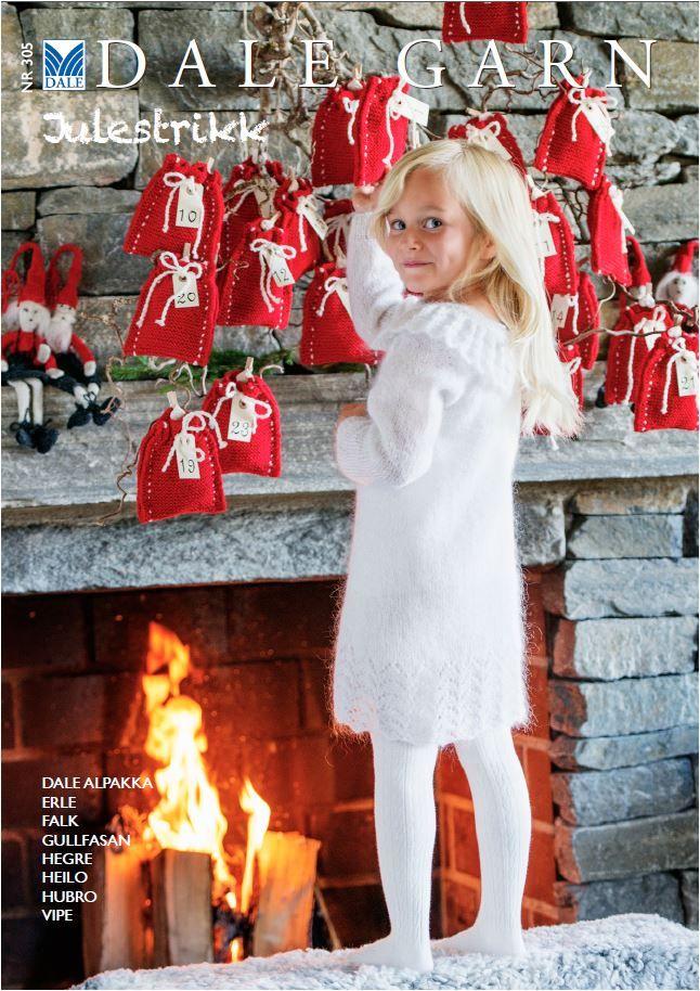 Book 305 – Christmas Knitting | Dale Garn