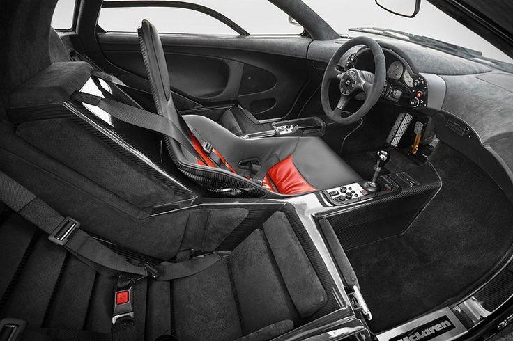 1998 McLaren F1 – Men's Gear