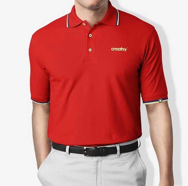Polo Shirt Mockup Psd Templates 27 Psd Mockup Templates Templateupdates Shirt Mockup Polo T Shirt Design Polo Shirt Design