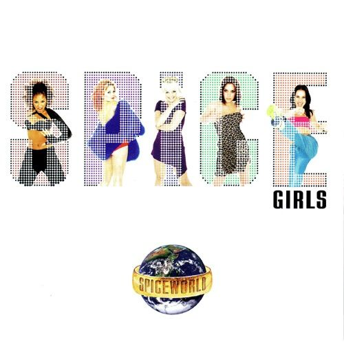 Fulaninha Downloads: #Download – CD - Spice Girls - Spice World (1997)