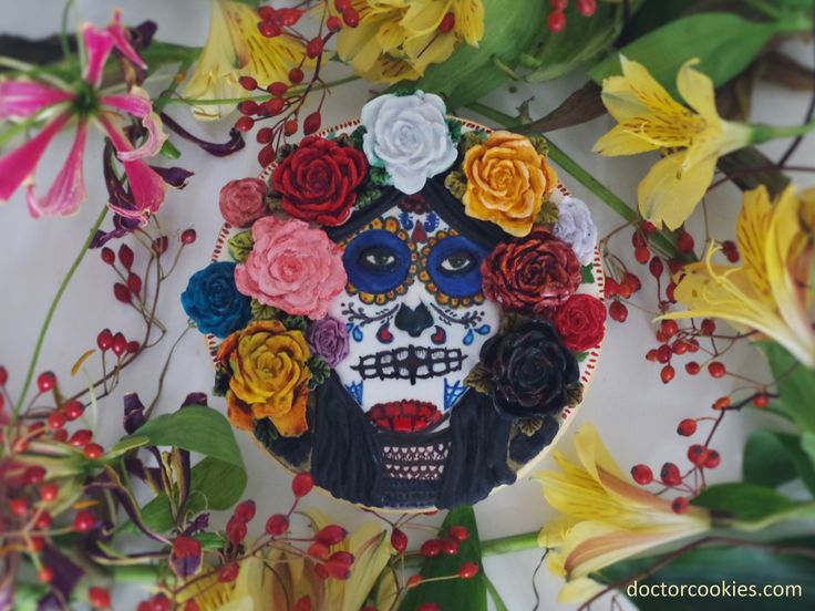 dia de muertos, by doctorcookies