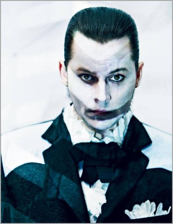 Джек Уайт для журнала Interview 05/2012
