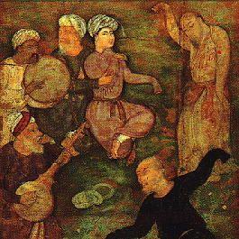 Dervishes and Qalandar