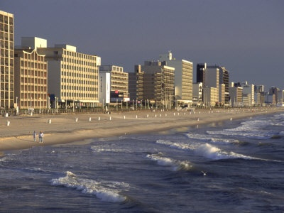 Virgina Beach love going there !!!! Love the water !!!!!!!