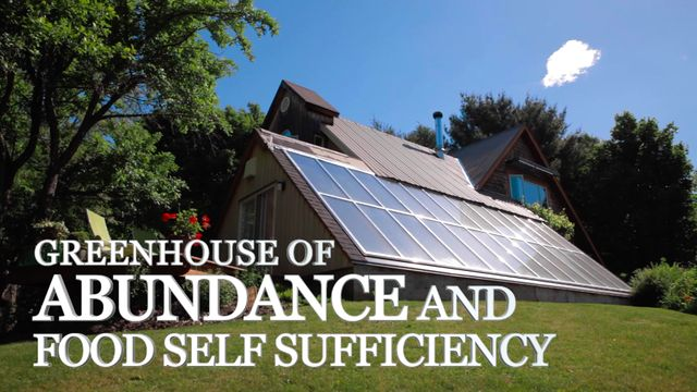 Greenhouse of abondance and food self-sufficiency is a captivating and formative online course where the best information and tools are provided so that all may create their own oasis as well as a self-sufficient and abundant lifestyle. It includes: 1. ...