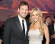 Dallas Cowboy's QB Tony Romo and wife Candice Crawford