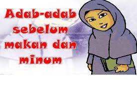 Tata Krama Makan dan Minum Dalam Islam
