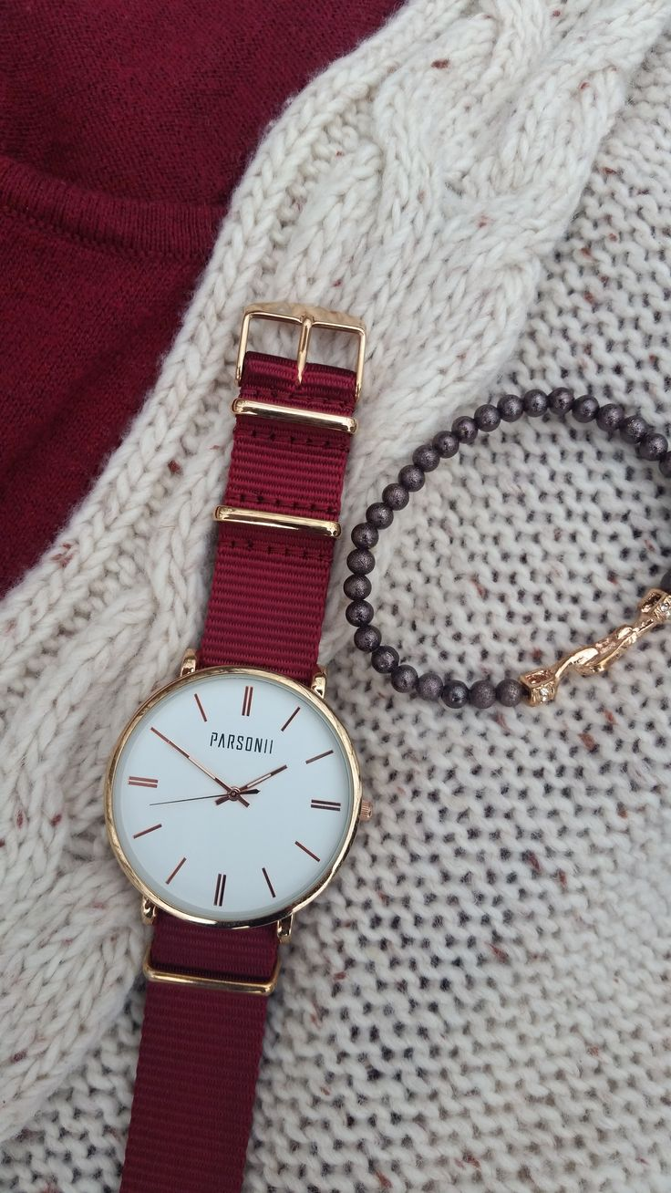 A blank canvas for you to express your personal style #watches