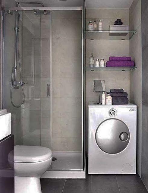 Mini Baños   As 25 Melhores Ideias De Mini Lavadora No Pinterest Granito