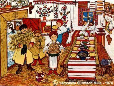 Ukrainian Christmas Eve Feast | Baker Creek Heirloom Seed Co