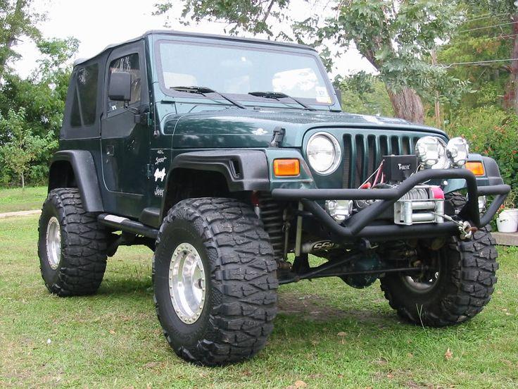 Jeep Wrangler Beadlock Wheels 2001 lifted jeep wrangler - Bing Images