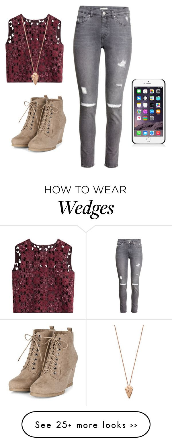"""How Cute is This?"" by jjwahlberg on Polyvore featuring H&M, Alberta Ferretti, Pamela Love and NIKE"