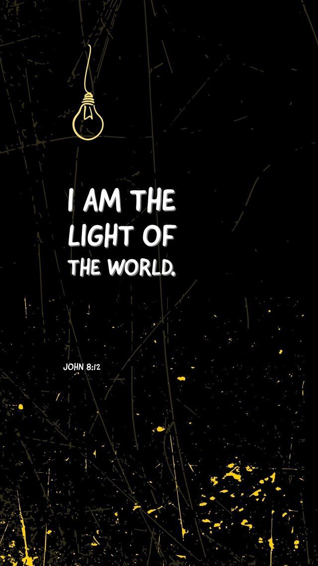 John 8 12 Kjv Bible Words Bible Quotes Nature Quotes