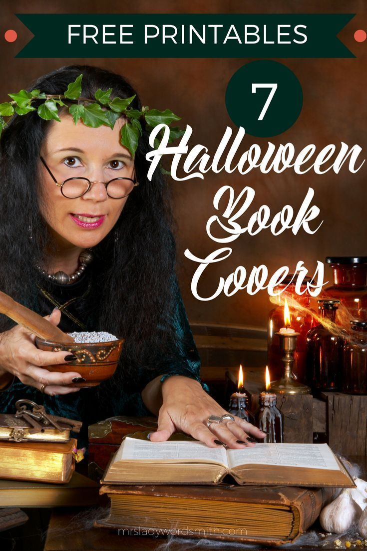 get 20 printable halloween book covers ideas on pinterest without