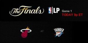 2012 NBA Finals Game Schedules: Game 1 Today