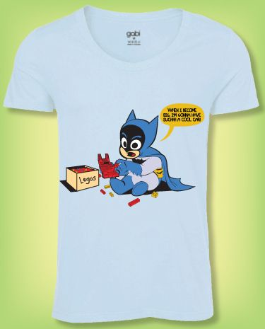 this super adorable bat baby tee shirt is one of our favourites!