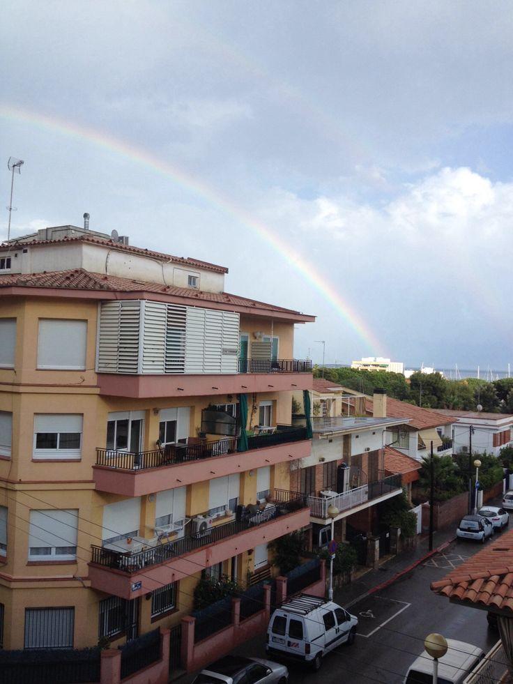 Arco colores 📷: ~ Alba J.