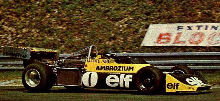 1975 Rouen (Jacques Laffite) Martini Mk 16 -BMW