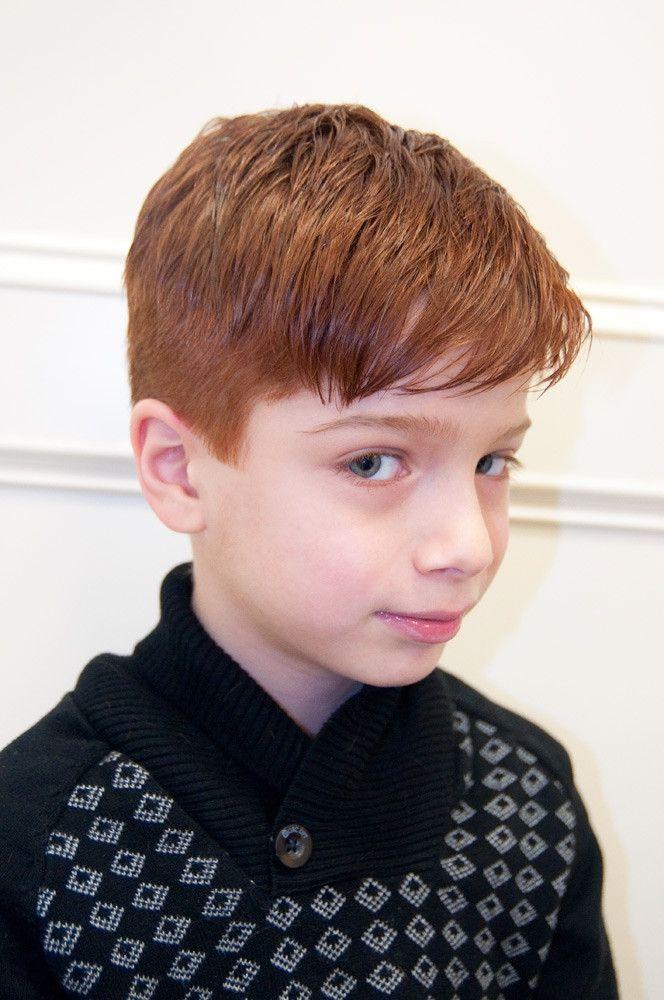 Jungen Haarschnitt Awesome Fotos Jungen Frisuren Frisuren Im Frisurenkatalog Dengan Gambar