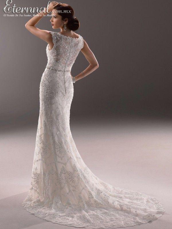 Vestido-de-Novia-GEORGETTE-corte-estilo-Columna-Tubo-y-escote-tipo-Iilusion2