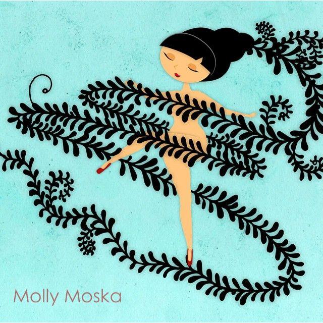 Buenos días :) #Mollymoska