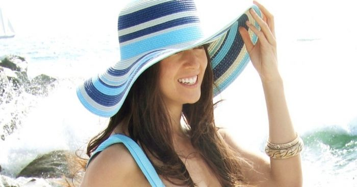 The Hottest Women's Hat Trends for Summer 2014 ... Womens-sun-hats-straw-beach-hats-big-floppy-hat-best-beach-hat-Summer-2014-Boardwalk-Style └▶ └▶ http://www.pouted.com/?p=37325