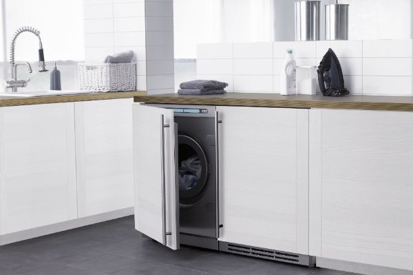Fully Integrated Laundry