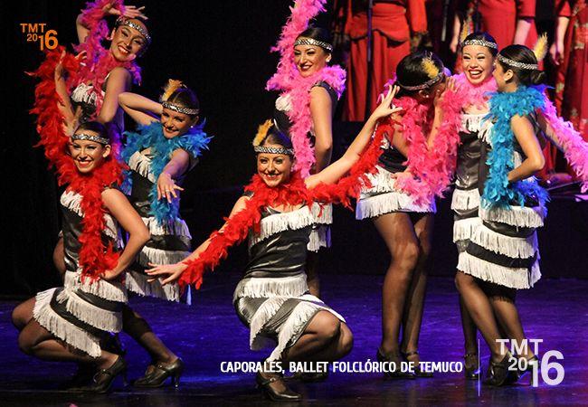 una presentación llena de colores y carnaval, protagonizaron la noche del viernes 9 de septiembre en el Teatro Municipal