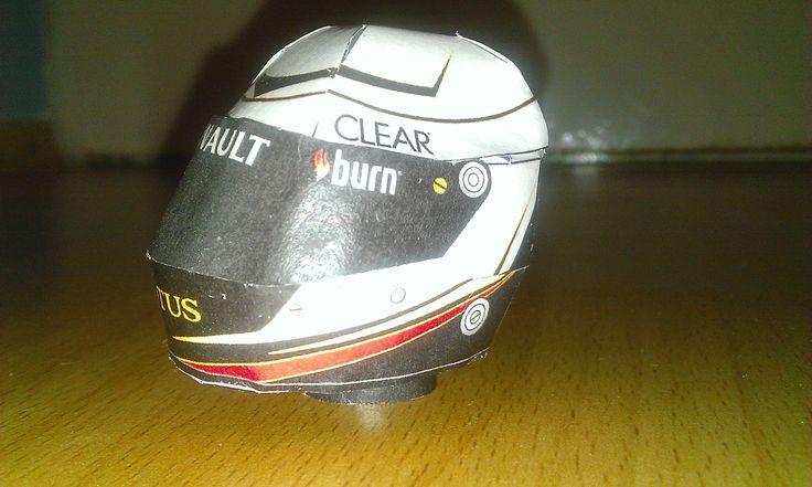 #MyKimiRobot head/helmet