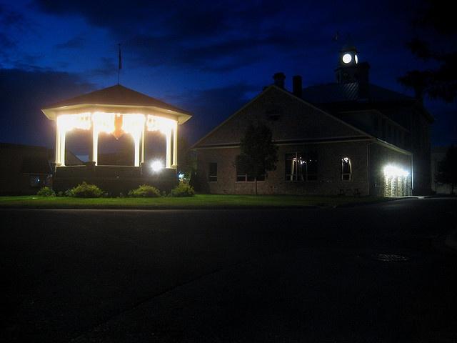 Perth Ontario Bandstand
