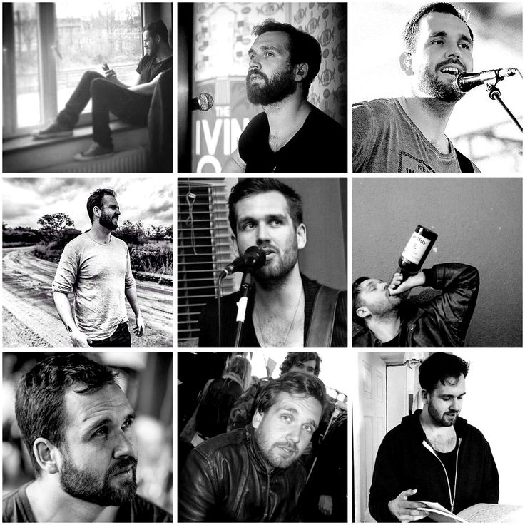 Will Farquarson from Bastille x