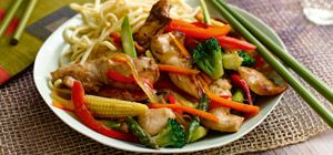 Chicken in oyster sauce - Recipes - Slimming World