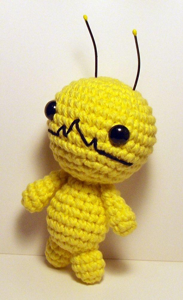 24 besten Alien Bilder auf Pinterest | Spielzeug, Häkeltiere und ...