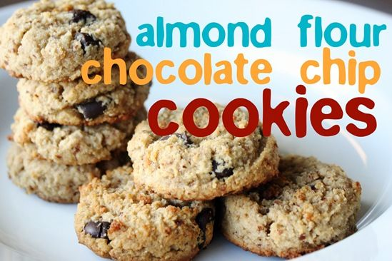 Almond flour choc chip cookies: Chocolate Chips, Flour Chocolates, Almonds Flour, Chips Protein, Chocolates Chips Cookies, Choc Chips Cookies, Protein Cookies, Serious Drool, Chocolate Chip Cookies